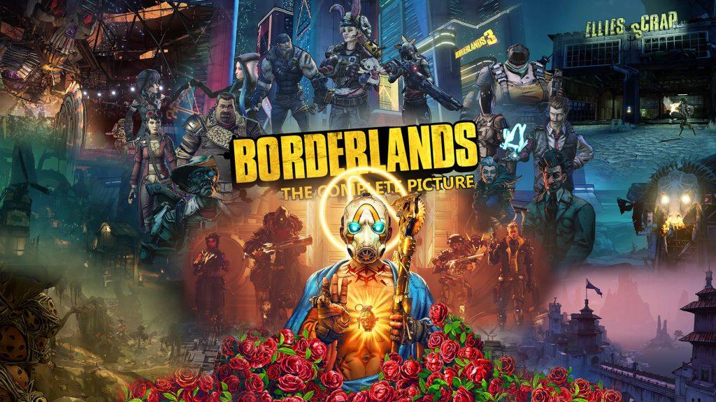 Borderlands 3 Wallpapers 4k Ultra Hd Download